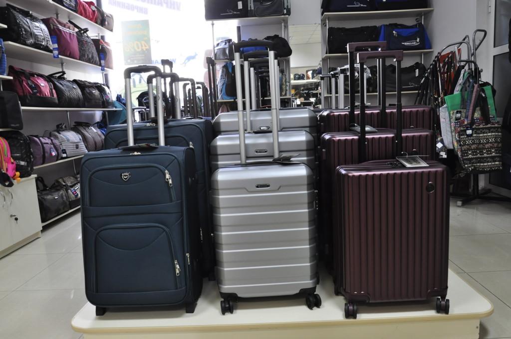 Нові моделі валіз