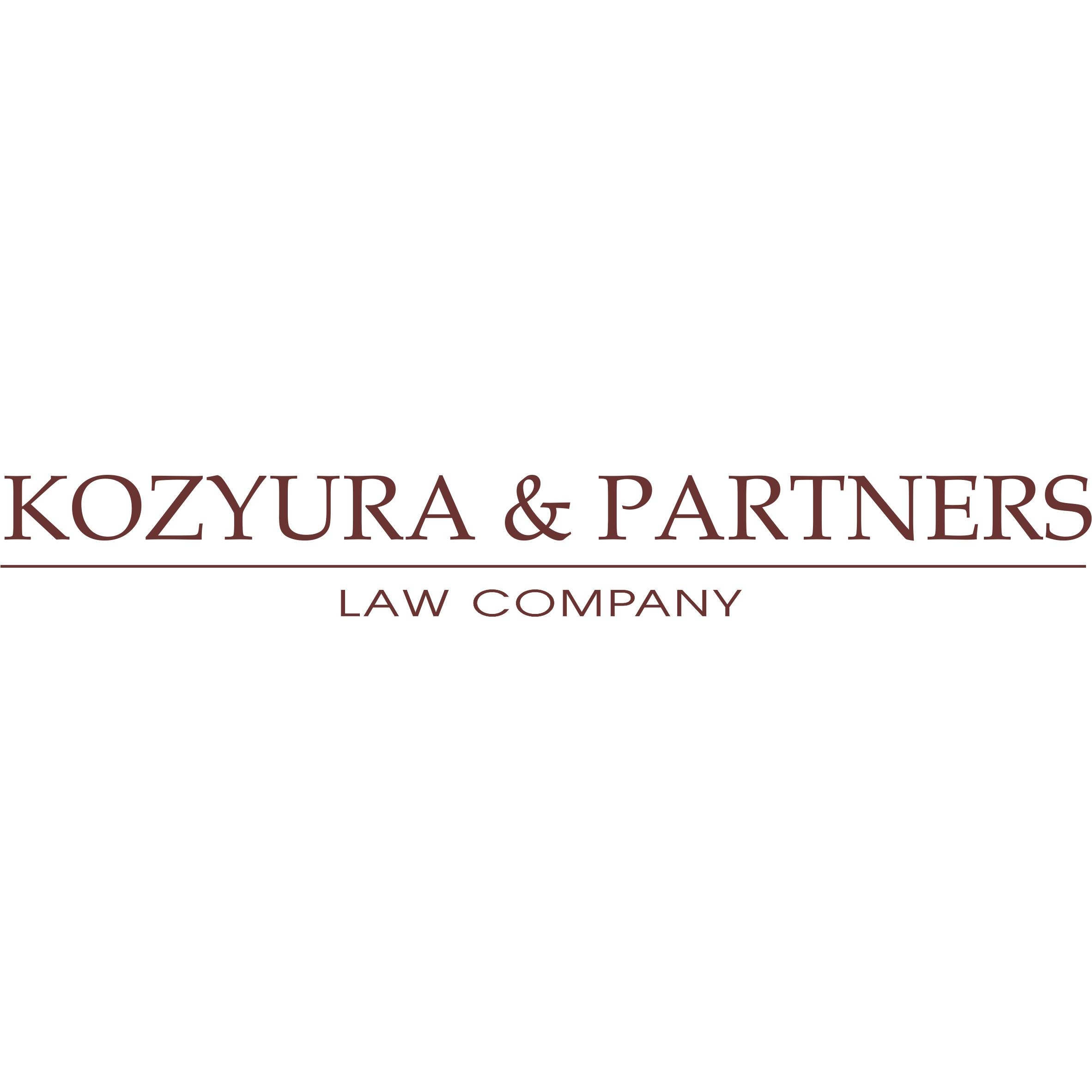 лого КОЗЮРА і ПАРТНЕРИ