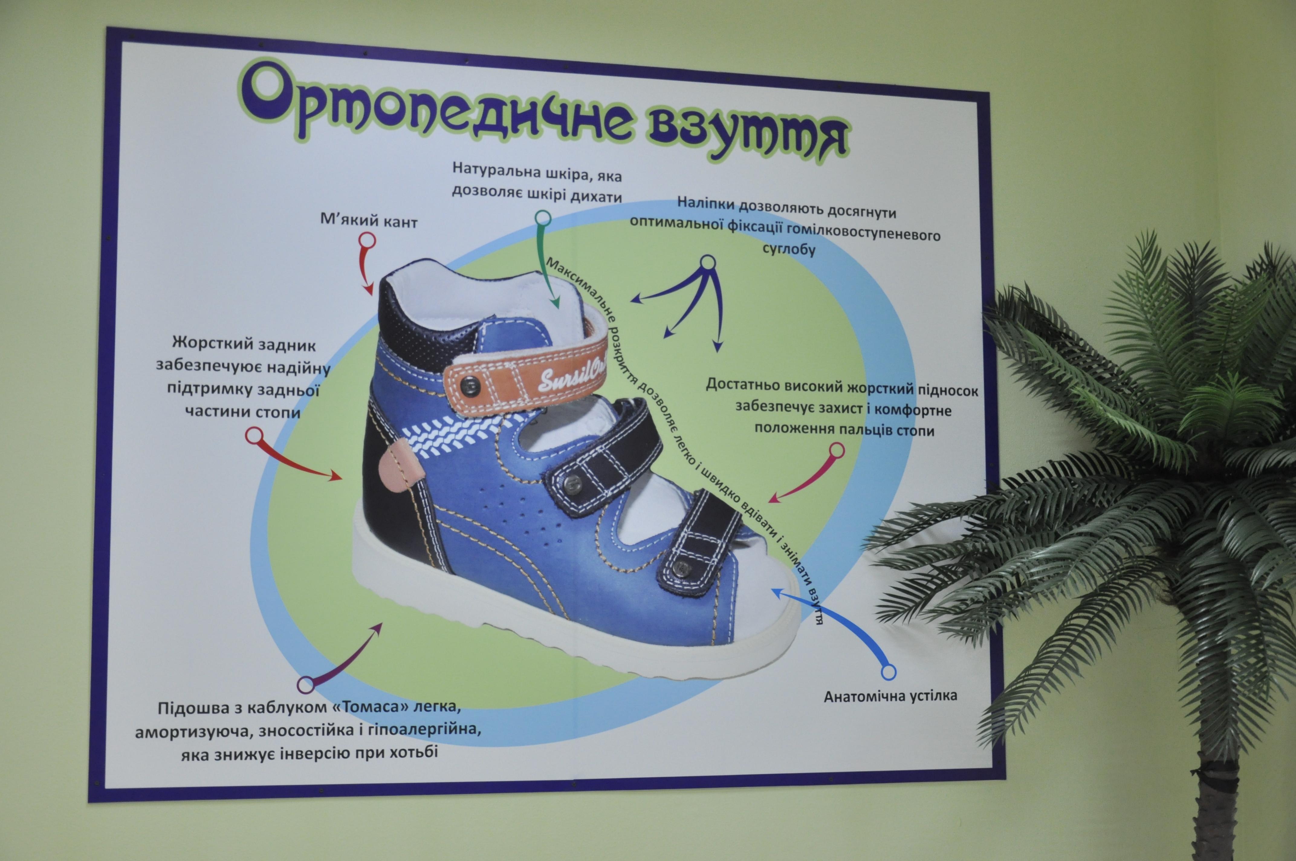 Ортопедичний центр .