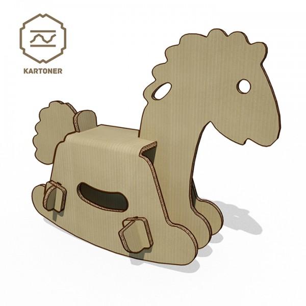 стілець-гойдалка, коник